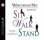 Audio CD: Sit Walk Stand - NEW - 9781610459181 by Nee, Watchman/ Vaus, Steve (NR