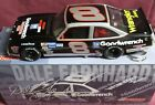 1 24 RCCA ACTION CLEAR WINDOW BANK 8 1987 NOVA GOODWRENCH DALE EARNHARDT