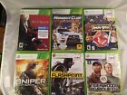 Lot of Xbox 260 Games 7 total