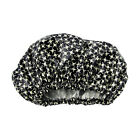Extra Large Hair Dreadlock Shower cap Long Locs Dreds Braids Weaves Black Skulls