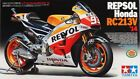 Tamiya 1/12 Scale Repsol Honda RC213V'14 Plastic Model Kit 14130 TAM14130