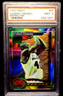 CALBERT CHEANEY 1993 Finest REFRACTOR #84 PSA 9 (RC) SP FREE SHIPPING! 20YM