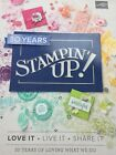 NEWEST CATALOG stampin up 2018 2019