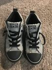2 pairs of Converse All Star Chuck Taylor Hi Top Sneakers Youth Size 3