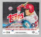 2018 TOPPS JUMBO SERIES 1 BASEBALL HOBBY BOX FACTORY SEALED 10 PACKS 50 CARDS.