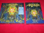 ANTHRAX For All Kings POKER EDITION + PICTURE DISC EDITION BOX FACTORY SEALED