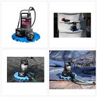 Utility Pool Pump Cover Water Removal Drain Hose heavy Duty Durable Portable