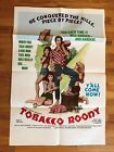 TOBACCO ROODY One Sheet