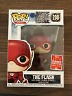 2018 SDCC Funko Pop! DC Justice League Flash Running #208 Exclusive SDCC Sticker
