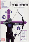 HAWKEYE Hardcover HC Matt Fraction  Jeff Lemire SEALED NM 35 Cover 272 pages