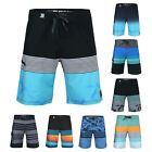 Mens Beach Vacation Strech Fast Dry Lightweight Swimming Surfing Board Shorts