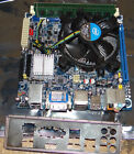 Intel DH57JG ITX Motherboard with Intel i3 550 32 ghz Dual Core CPU Combo +4GB