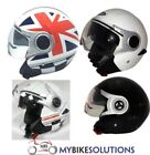 VIPER RS V18 OPEN FACE MOPED MOTORCYCLE MOTORBIKE JET SCOOTER CITY HELMET