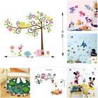 Self Adhesive Wallpapers Cute Kindergarten Removable Paper Roll For Kids Room