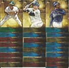 2015 Topps Series 1 ARCHETYPES complete 25 card set Griffey Ruth Aaron Cobb