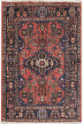 Persian Hand-Knotted 3' x 5' Rug Soft Fancy Rug