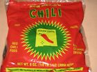 New 8 oz Pkg Hatch Hot Dried Red Chilies for Chili, Chili Powder Cooking TexMex