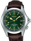 SARB017 Alpinist Men's Mechanical Automatic Leather Dial Watch *Made in Japan*