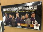 Rittenhouse Star Trek Enterprise Season 1 Factory Sealed Box New Unopened Auto
