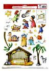 Christmas Reusable Window Clings Build Your Own Nativity Scene 23 Clings 1