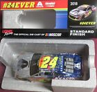NEW 1 24 2018 CAMARO LT1 24 AXALTA JEFF GORDON WILLIAM BYRON 24EVER