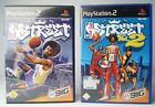 PS2 - NBA Street & NBA Street Vol. 2 - Playtation 2