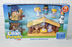Little People Childrens Nativity Set Fisher Price 11 Figures