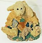 Boyds Bears & Friends Daphne Hare & Maisey Ewe 1993 Vintage Collectible Bunny