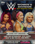 2017 Topps WWE Women's Division Trading Card Value Box