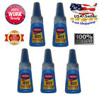 Lot of Loctite 401 Instant Adhesive Bottle Stronger Super glue Multi Purpose 20g