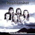 Highlander : Born to Be a Warrior CD