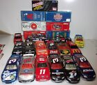 Lot of 23 NASCAR 124 Scale Cars Used Good Condition