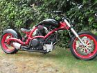 2016 Custom Built Motorcycles Chopper Ducati Radical Chopper