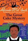The Great Cake Mystery - NEW - 9780307743893 by McCall Smith, Alexander/ McIntos