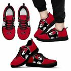Northern Illinois Huskies NCAA Fan Custom Unofficial Running Shoes Sneakers Trai