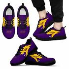 Northern Iowa Panthers NCAA Fan Custom Unofficial Running Shoes Sneakers Trainer