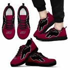 Southern Illinois Salukis NCAA Fan Custom Unofficial Running Shoes Sneakers Trai