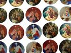 The Holy Family Assorted Nativity Scenes Stickers 38cm  Roll of 100
