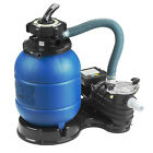 20HP 15HP Swimming Spa Pool Pump Motor Strainer Inground+035HP Pro 2450GPH