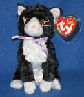 TY FUSSY the CAT BEANIE BABY - MINT with MINT TAGS