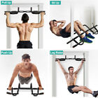 Home Gym Chin Pull Up Bar Doorway Exercise Strength Fitness Equipment OT005