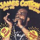 James Cotton And His Big Band : Live From Chicago: Mr. SUPERHARP Himself! CD