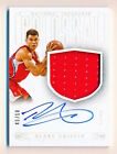 2013-14 National Treasures Blake Griffin Colossal Jumbo Jersey Auto (xx 60) QTY