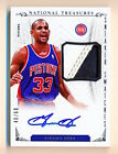 2013-14 National Treasures Grant Hill Sneaker Swatches Shoe Patch Auto (40 60)