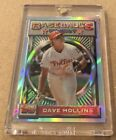 1993 Topps Finest Refractor Dave Hollins #23 Phillies