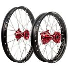 Tusk Wheel Set Wheels 14/17 HONDA CRF150R 2007-2018 front rear rims