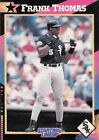 1992 Starting Lineup FRANK THOMAS Card NrMint