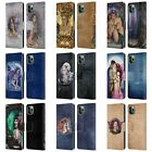 OFFICIAL BRIGID ASHWOOD FAIRIES 1 LEATHER BOOK CASE FOR APPLE iPHONE PHONES