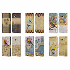 OFFICIAL RACHEL PAXTON BIRDS LEATHER BOOK WALLET CASE COVER FOR HTC PHONES 1