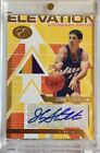 2007-08 Topps Elevation John Stockton Patch Auto 7 15!!! Super Rare!! HOLY GRAIL